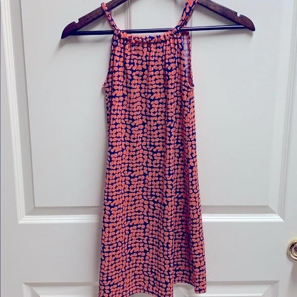 Ellie Kai girls jersey knit Halter Dress